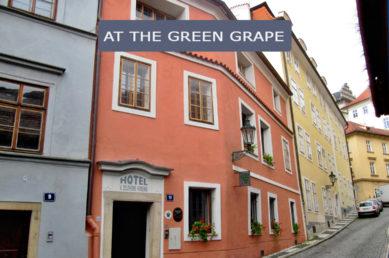 At the Green Grape
